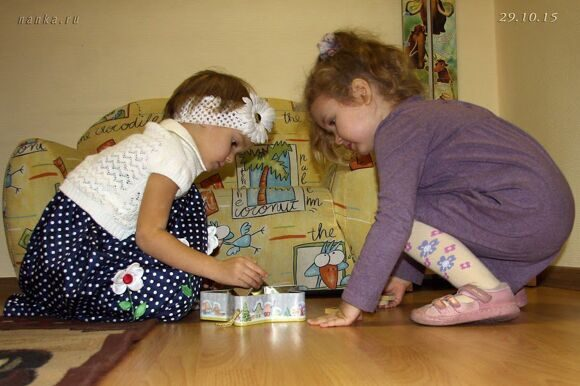 занятия для детей в Бутово